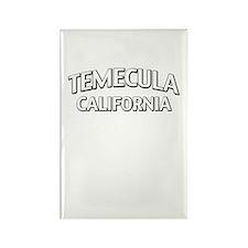 Temecula California Rectangle Magnet