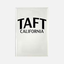 Taft California Rectangle Magnet