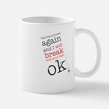 Call me a muse... Mug