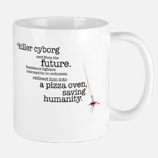 Killer cyborg... Mug