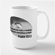 Psalm 150:5 - Christian Drumm Mug