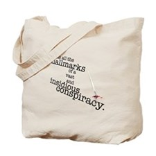 Conspiracy Tote Bag