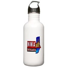 Unique Indiana Water Bottle
