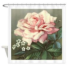VICTORIAN ROSE Shower Curtain