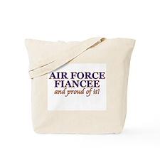AF Fiancee & proud of it! Tote Bag