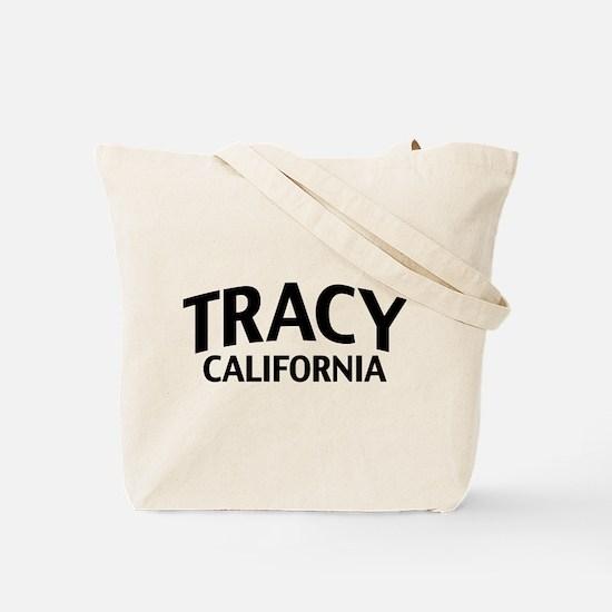 Tracy California Tote Bag