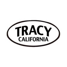 Tracy California Patches