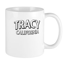 Tracy California Mug
