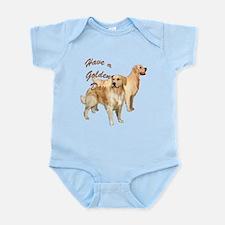 Golden day Infant Bodysuit