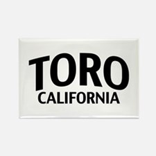 Toro California Rectangle Magnet