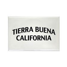 Tierra Buena California Rectangle Magnet