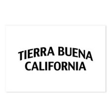 Tierra Buena California Postcards (Package of 8)