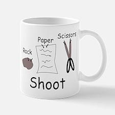 Rock Paper Scissors! Mug