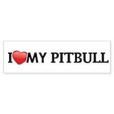 ilovemypitbull-001_large New for CPress Bumper Sti