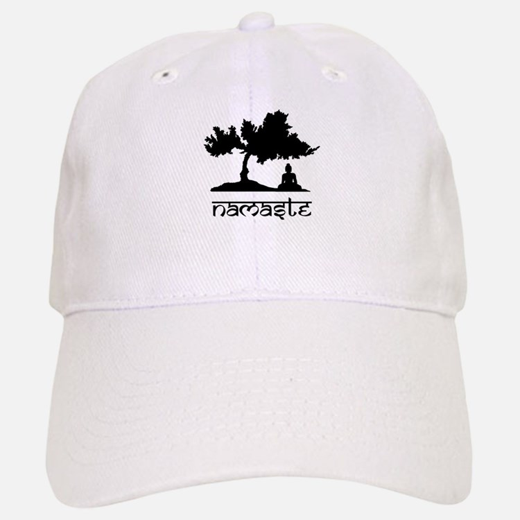 Buddha under Bodhi Tree Baseball Baseball Cap