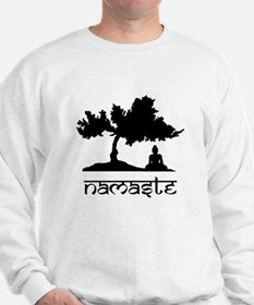Buddha under Bodhi Tree Sweatshirt