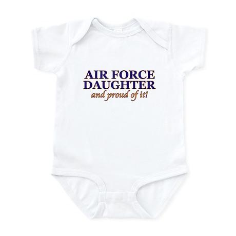 AF Daughter & proud of it! Infant Creeper