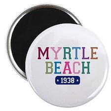 Myrtle Beach 1938 Magnet