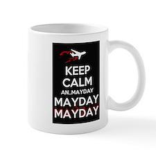 Keep Calm...Mayday Mug