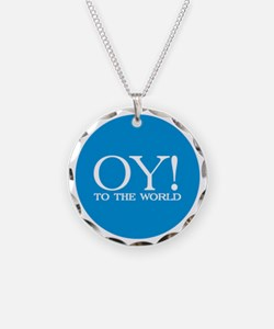 Oy! to the World Products Necklace