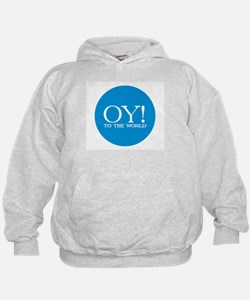 Oy! to the World Products Hoodie