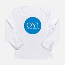 Oy! to the World Products Long Sleeve Infant T-Shi