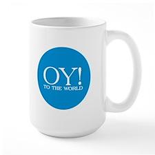 Oy! to the World Products Coffee Mug