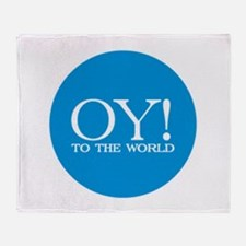 Oy! to the World Products Throw Blanket