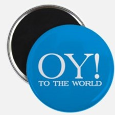 Oy! to the World Products Magnet