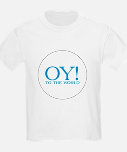 Oy! to the World Products T-Shirt