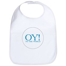 Oy! to the World Products Bib