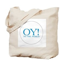 Oy! to the World Products Tote Bag