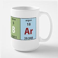Chemistry Fubar Mug