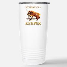 My Honey's a Keeper Travel Mug