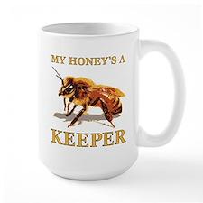 My Honey's a Keeper Mug