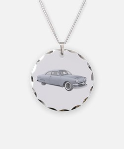 1950 Ford Coupe Necklace