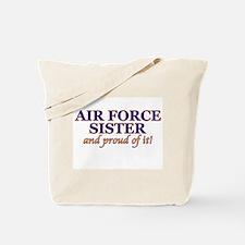 AF Sister & proud of it! Tote Bag