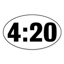 4:20 Decal