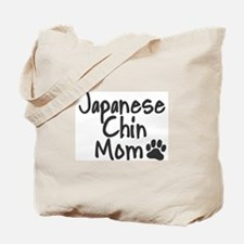 Japanese Chin MOM Tote Bag