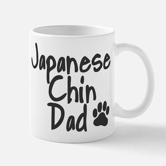 Japanese Chin DAD Mug