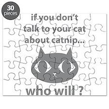 Catnip Puzzle