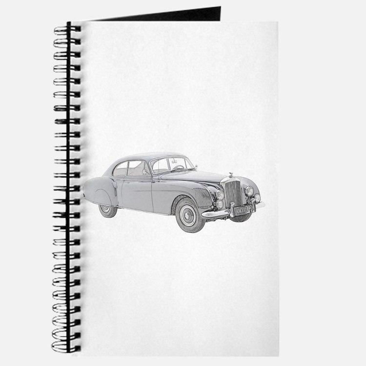 1954 Bentley Continental Journal