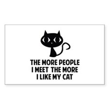 People I Meet Decal