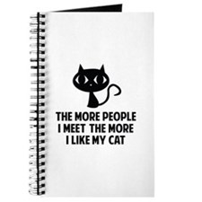 People I Meet Journal