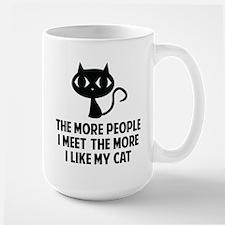 People I Meet Mug