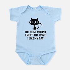 People I Meet Infant Bodysuit