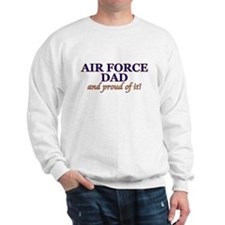 AF Dad & proud of it! Sweatshirt