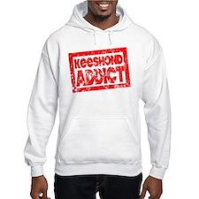 Keeshond ADDICT Hoodie