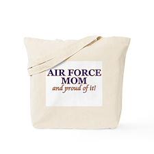 AF Mom & proud of it! Tote Bag