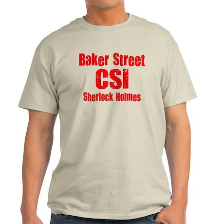 Baker Street CSI Light T-Shirt